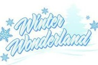 Thumb winter wonderland text clip art 265x178