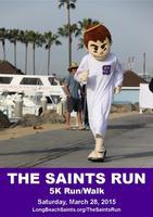 Thumb saints run flyer